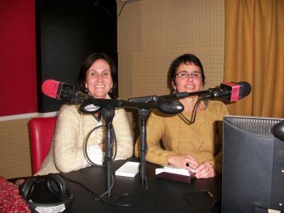 Adriana Rios en Bastidores / Brasil en Radio Arg.
