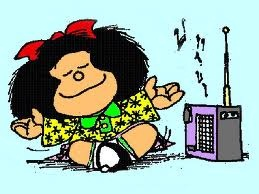 Musica de Brasil para niños en Os Bastidores / Brasil en radio Arg.
