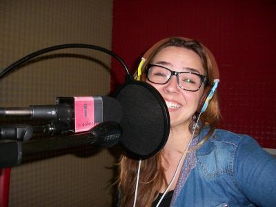 Mes de Brasil en Arg. Visitas en Bastidores : Cris Piechontcoski