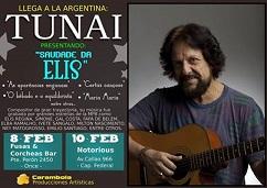 Tunai llega por primera vez a Argentina, febrero 2014