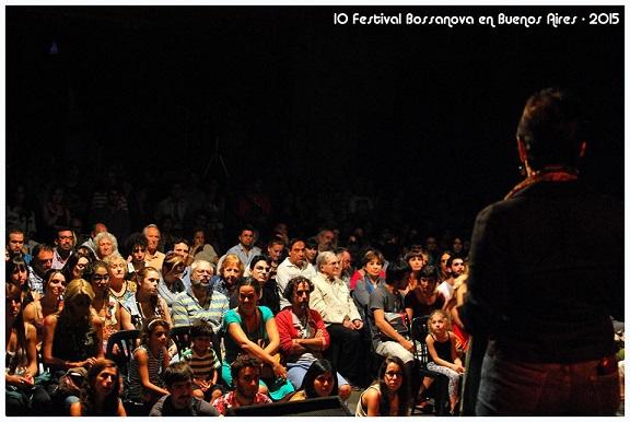 Festival Bossa Nova (e mais visitas en Baires) 10 años